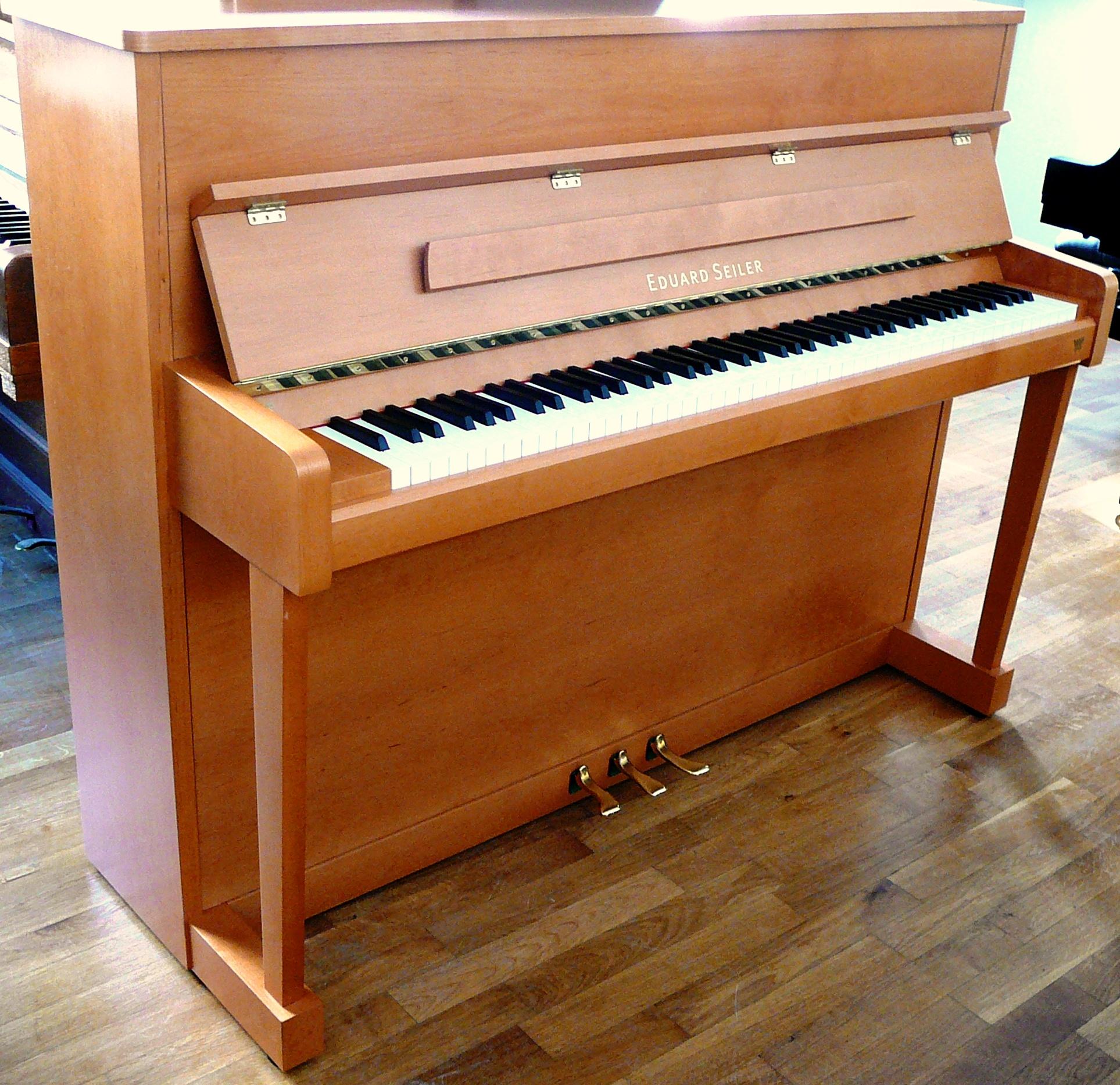Klavierhandlung Und Werkstatt Erfurt Klavier Eduard Seiler 116